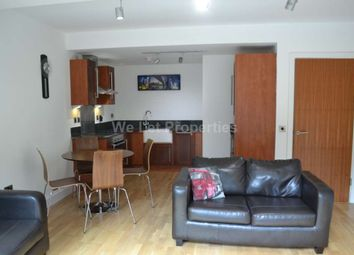 Thumbnail 2 bed flat to rent in Oldham Road, Manchester