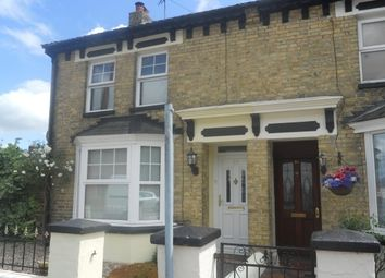 Thumbnail 3 bed end terrace house to rent in Tufton Road, Ashford