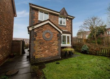 Thumbnail 3 bed detached house for sale in Carrbrook Drive, Royton, Oldham, Lancashire
