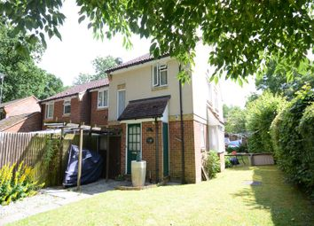 Thumbnail 1 bed semi-detached house to rent in Little Copse Chase, Chineham, Basingstoke