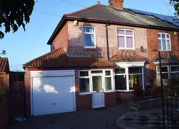 Thumbnail 3 bed property to rent in Benton Park Road, Longbenton, Newcastle Upon Tyne