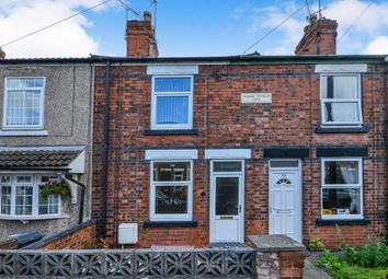 Thumbnail 2 bedroom terraced house for sale in Alfreton Road, Alfreton, Westhouses, Derbyshire