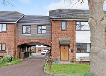 Thumbnail 2 bed terraced house for sale in Brissenden Close, Upnor, Rochester