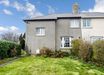 3 bed semi-detached house for sale in The Crescent, Shilbottle, Alnwick NE66