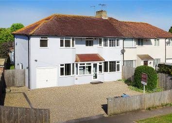 Thumbnail 5 bed semi-detached house for sale in North Lane, East Preston, Littlehampton