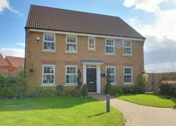 Thumbnail 4 bed detached house for sale in Lawrance Avenue, Anlaby, Hull