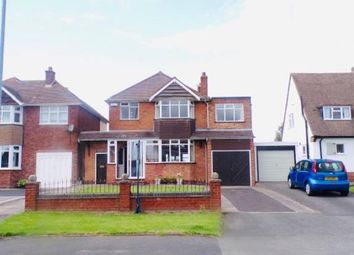 Thumbnail 5 bed detached house for sale in Lazy Hill Road, Aldridge, Walsall, West Midlands