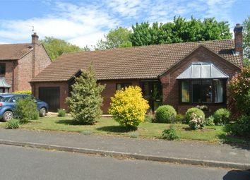 Thumbnail 3 bed detached bungalow for sale in Colton Close, Baston, Peterborough, Lincolnshire
