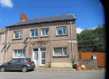 Thumbnail 1 bed flat to rent in Castle Street, Maesteg, Bridgend.