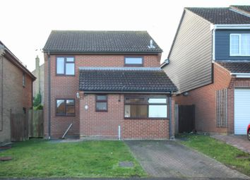 Thumbnail 3 bed detached house to rent in Meadowsweet Close, Haverhill
