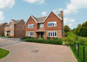 Thumbnail 5 bed detached house for sale in Bowlby Hill, Gilston, Harlow