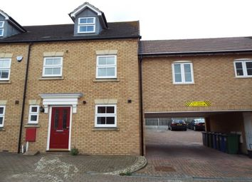 Thumbnail 3 bedroom town house to rent in Monarch Drive, Kemsley, Sittingbourne