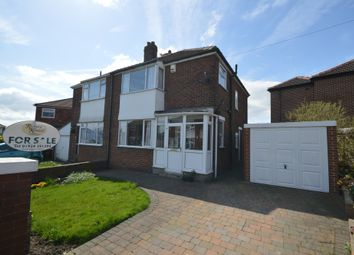 Thumbnail 3 bed semi-detached house for sale in Carr Gate Crescent, Carr Gate, Wakefield