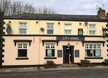 Thumbnail Pub/bar for sale in City Arms, 56 Chester Street, Chester, Cheshire