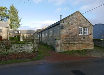 Thumbnail 2 bed barn conversion for sale in Whitton, Rothbury