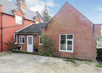 Thumbnail 1 bed semi-detached bungalow for sale in Norwich Road, Swainsthorpe, Norwich
