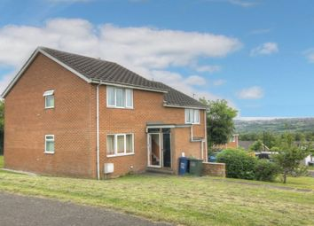 Thumbnail 1 bedroom flat for sale in Crofton Way, West Denton Park, Newcastle Upon Tyne