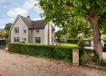 Thumbnail 3 bed detached house for sale in Wild Acres, High Street, Burwell, Cambridge