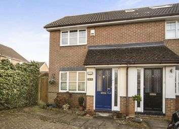 Thumbnail 2 bed semi-detached house for sale in Drake Avenue, Caterham, Surrey