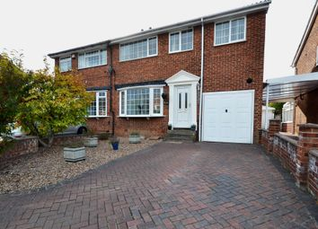 Thumbnail 4 bed semi-detached house for sale in Grey Street, Newton Hill, Wakefield