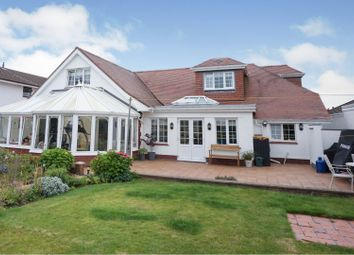 Thumbnail 4 bed detached house for sale in Easterfield Drive, Southgate
