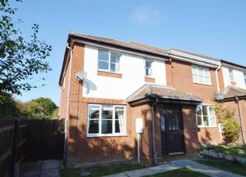 Thumbnail 3 bed terraced house for sale in Swale Close, Stone Cross, Pevensey