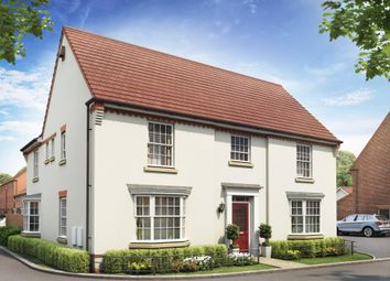 """Thumbnail 5 bed detached house for sale in """"Earlswood"""" at Southfleet Road, Swanscombe"""