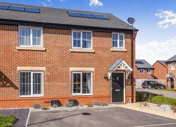 Thumbnail 3 bed semi-detached house for sale in Oxbridge Road, Cottam, Preston, Lancashire