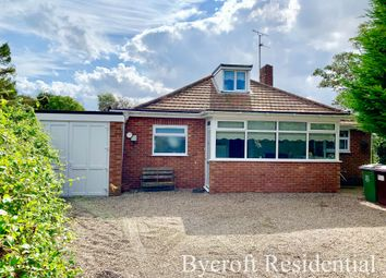 Thumbnail 3 bed detached bungalow for sale in Main Road, Ormesby, Great Yarmouth