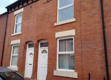 Thumbnail 2 bedroom terraced house to rent in Stanton Street, Manchester