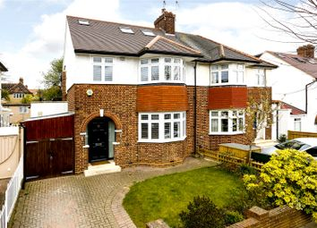 Thumbnail 4 bed semi-detached house for sale in Tilehurst Road, Wandsworth, London