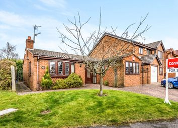 Thumbnail 3 bed detached bungalow for sale in Nelson Drive, Hednesford, Cannock