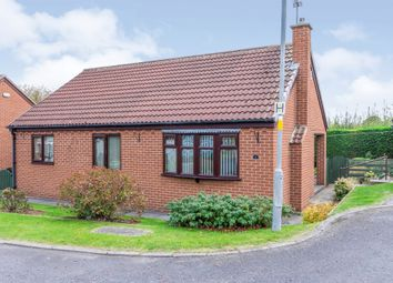 Thumbnail 2 bedroom detached bungalow for sale in Holly Court, Harworth, Doncaster