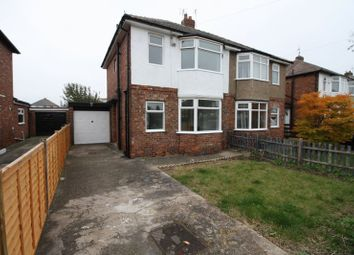 Thumbnail 2 bed semi-detached house for sale in Lynton Gardens, Darlington