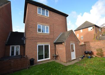 Thumbnail 5 bed town house for sale in Eagle Way, Hampton Vale, Peterborough