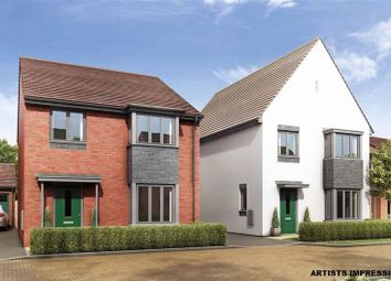 Thumbnail 4 bed detached house for sale in Plot 112 Synders Way, Lawley, Telford