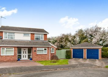 Thumbnail 4 bedroom detached house for sale in The Curlews, Bury St. Edmunds