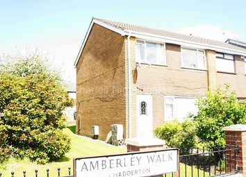 3 bed semi-detached house for sale in Amberley Walk, Chadderton, Oldham, Greater Manchester. OL9