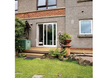 Thumbnail 2 bed flat for sale in Clova Road, Kirriemuir