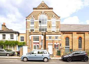 Thumbnail 2 bed flat for sale in Dalling Road, London
