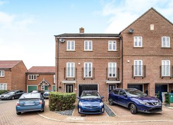 Thumbnail 4 bed end terrace house for sale in Albanwood, Watford