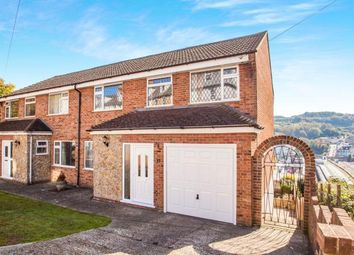 Thumbnail 4 bed semi-detached house for sale in Priory Hill, Dover, Kent, England