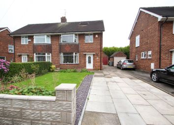 Thumbnail 3 bed semi-detached house for sale in Lime Grove, Alsager, Stoke-On-Trent