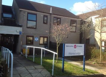 Thumbnail 1 bed flat to rent in 2 Fitzroy Lodge, Bryn Road, Cefn Forrest Blackwood
