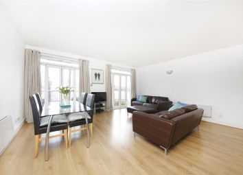 Thumbnail 2 bed flat for sale in Dundee Wharf, 100 Three Colt Street, London