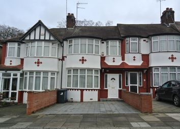 Thumbnail 3 bedroom terraced house to rent in Cleveley Crescent, Alperton