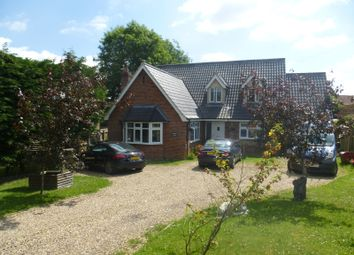 Thumbnail 4 bed detached house for sale in Mattishall Road, Garvestone, Norwich