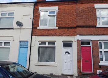Thumbnail 3 bedroom terraced house for sale in 19 Wordsworth Road, Off Welford Road, Leicester