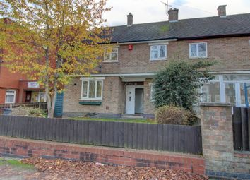 Thumbnail 3 bed flat for sale in Southfields Drive, Aylestone, Leicester