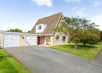 Thumbnail 5 bed detached house for sale in Sunfield Park, Shrewsbury, Shropshire
